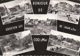 Belgique - De Haan Am Zee Coq Sur Mer - Bonjour Groeten - De Haan