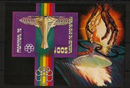 Sénégal - 1976 - Bloc Feuillet N°Yv.  13 - JO Montreal - Neuf Luxe ** / MNH / Postfrisch