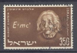 ISRAEL 1956: YT 110 / Sc 117 / Mi 132, O - FREE SHIPPING ABOVE 10 EURO - Israel