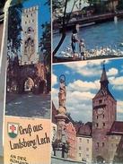 GERMANY   LANDSBERG A LECH VUES  V1978 FX10655 - Landsberg