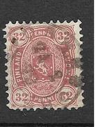 1875 USED Finland, Perf 11, Gestempeld - 1856-1917 Amministrazione Russa