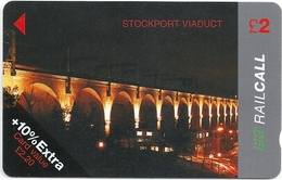 UK (British Rail) - Stockport Viaduct - 2BRTA - 14.000ex, Used - United Kingdom