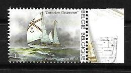Belg. 2012 - COB N° 4257 ** - Zenobe Gramme - Neufs