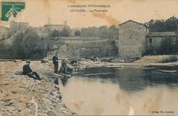G14 - 07 - JOYEUSE - Ardèche - La Passerelle - Joyeuse