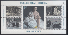 Svezia (1981) Svensk Filmhistoria ** - Blocchi & Foglietti