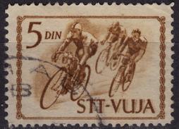 Cycle Bicycle Bike / RACE - STT VUJA Yugoslavia - Used - 1950's - Ciclismo