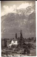 MURG: Gasthof Schiffli, Foto-AK 1930 - SG St. Gall