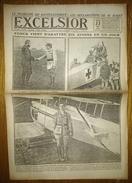 """Excelsior 2734 11/05/1918 - René Fonck (AS De L'escadrille Des Cigogne) - Affaire Du """"bonnet Rouge"""" - Other"""