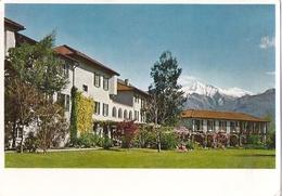 ASCONA: Castello Del Sole Hotel Sonnenhof 1956 - TI Tessin