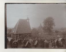 TROSLY LOIRE - Photo ( 8 X 10 Cm) Allemande - 1915 - France