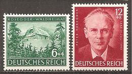 DR 1943 // Michel 855/856 ** (1745) - Deutschland