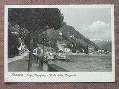 CANNERO 1940-  VIALE DELLE MAGNOLIE      -  - - BELLA - Italie