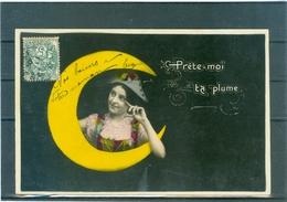 Lune - Moon - Colombine - TBE - Non Classés