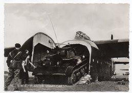 Avion Militaire--  R.A.F  PLANEUR  HAMILCAR (animée)   Cpsm 15 X 10  N° 10  éd Superluxe - Avions