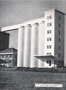 LA VANNE Silos à Céréales De La Coopérative - Old Paper