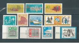 Kleines Lot Postfrische Ausgaben (12504) - [6] République Démocratique