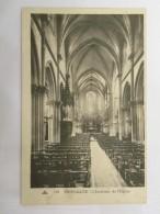CPA (14) Calvados - HOULGATE - L'église Intérieur - Houlgate