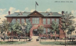 Oklahoma Enid The Jefferson School