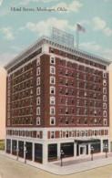 Oklahoma Moskogee Hotel Severs - Muskogee