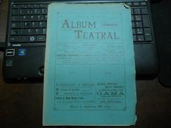 Portugal * Album Teatral * Photo Print * 1915 * Nº9 * Joaquim D'Almeida - Photographie