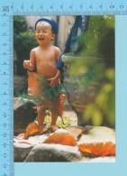"""Que Huong, Viet Nam - """"Rougir"""",( Enfant Scrupuleux ), Photo Hoang Thé Nhiem - 2 Scans - Viêt-Nam"""