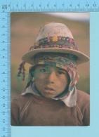 Bolivia  -Andean Boy, Photo P & P Kradolfer - 2 Scans - Photographie
