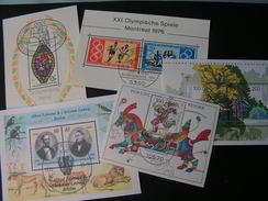 Germany  Lot Blöcke - Briefmarken