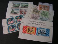 Germany  Lot Blöcke   ** MNH - Briefmarken