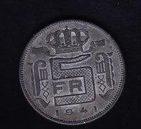 BELGIQUE MORIN N° 470 UNC. (SP18) - 06. 5 Franchi