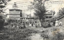 Sannois (Seine Et Oise) - Moulin De La Terrasse, Restaurant - Belle Animation - Carte L.P.G. N° 839 - Restaurants