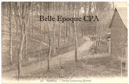 76 - AUMALE - #27 - Ferme Cardonnoy - Entrée ++++++ Cliché Fournot / Vve Jacques, Libraire +++++++ RARE - Aumale