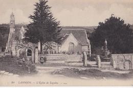 29 LANNION                      L'eglise De Loguivy - Lannion