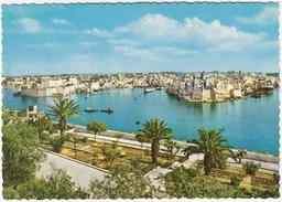 Malta - Grand Harbour  - (Malta) - Malta
