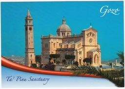 Gozo - Ta' Pinu Sanctuary - (Malta) - Malta