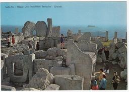 Hagar Qim Neolithic Temples - Orendi - (Malta) - Malta
