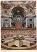 Mosta Parish Church - (Malta) - Malta