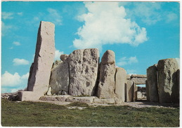 Hagar Qim - Temple - (Malta) - Malta