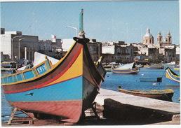 Fishing Village, Marsaxlokk  - (Malta) - Malta
