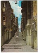 St. John's Street - Valletta  - (Malta) - Malta