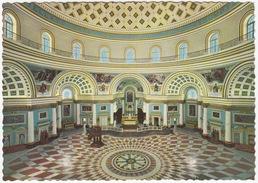 Mosta, Interior Of Dome - (Malta) - Malta