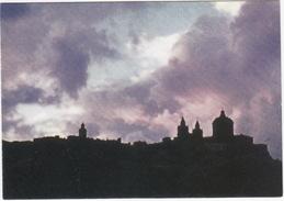 Silhouette Of Mdina - (Malta) - Malta