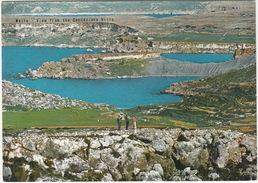 Malta - View From The Concezione Hills - (Malta) - Malta