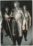 Knights Armour, The Armoury Valletta  - (Malta) - Malta