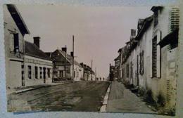 CPSM 41 Villeherviers . Une Rue - France