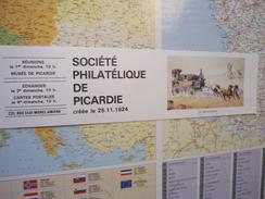 Société Philatélique De Picardie 1980 La Malle-Poste - Petit Format : 1971-80