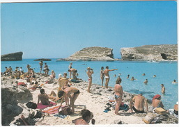 Blue Lagoon - Comino  - (Malta) - Malta