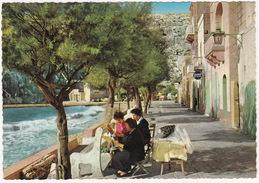 Xlendi Bay, Gozo - LACE-working Women- (Malta) - Malta