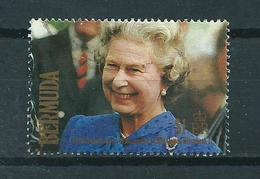 1992 Bermuda $1.00 Queen Elisabeth Used/gebruikt/oblitere - Bermuda