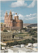 Parish Church, Mellieha - (Malta) - Malta