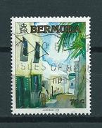 1991 Bermuda Art,paintings,Jack Bush Used/gebruikt/oblitere - Bermuda